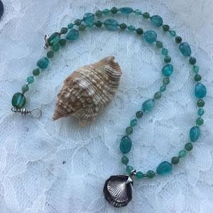 Jewelry - 102: Seashell Necklace